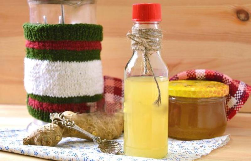 В чем польза настойки из имбиря и как ее приготовить?